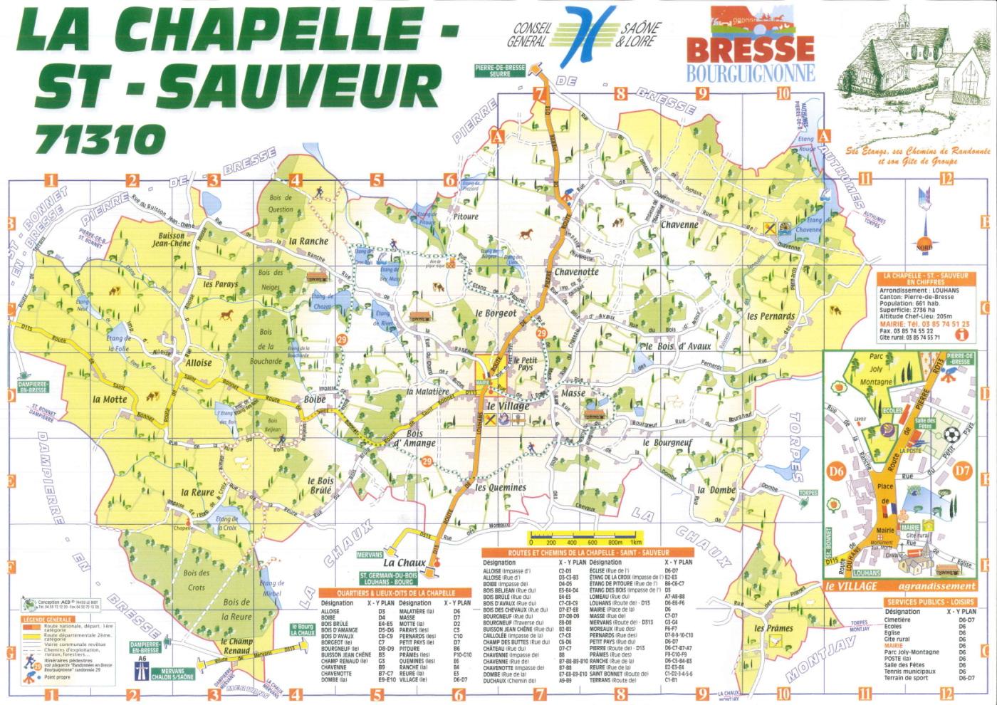 Bienvenue sur le site officiel de la chapelle saint sauveur - Bureau de poste la chapelle sur erdre ...
