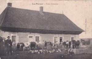 Ferme Les Parays 1915