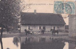 Ferme de la Motte 1906